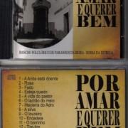 Capa de CD -  R.F. Paranhos da Beira