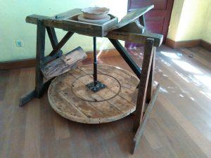 Roda oferecida ao rancho pelo oleiro Zé Diogo
